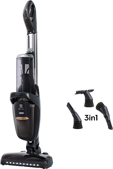 Electrolux PF91-4IG, F9 - Aspiradora con Cable y sin Bolsa 4 en 1 con Luces LED, Aluminio, Negro, 0,7 litros, 82 decibeles: Amazon.es: Hogar