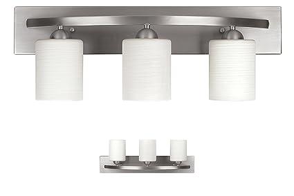 WholesalePlumbing IVLABPT Bulb Vanity Light Fixture Bath - Discount bathroom vanity lighting fixtures