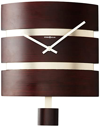 Amazon Com Howard Miller 625 404 Marrison Wall Clock Home Kitchen