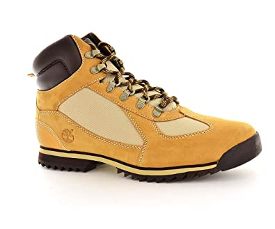Mens Hiking Boots 94512 Wheat Nubuck