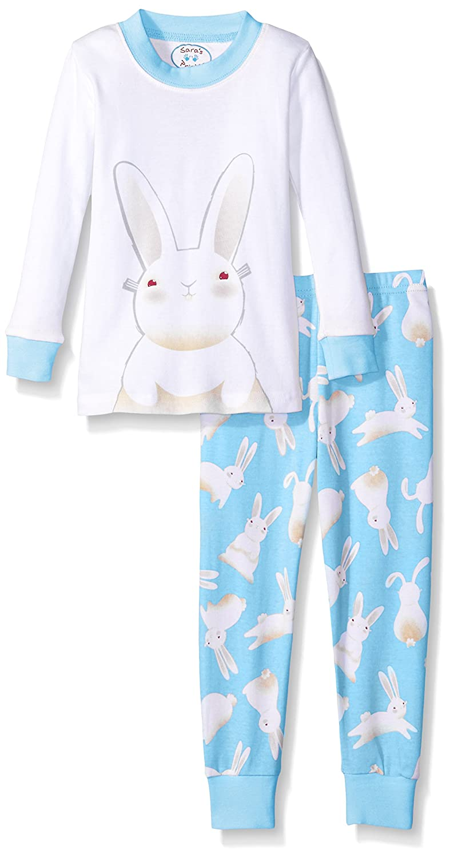 優先配送 Sara's Prints SLEEPWEAR ボーイズ Sweet ガールズ 2 Blue Sweet Blue Bunnies Sara's/Blue Sweet Bunnies B01CE9ZEUA, 【おまけ付】:f693cae0 --- a0267596.xsph.ru
