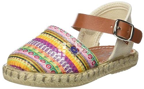 Conguitos HVS14505, Alpargatas para Bebés,, 22 EU: Amazon.es: Zapatos y complementos