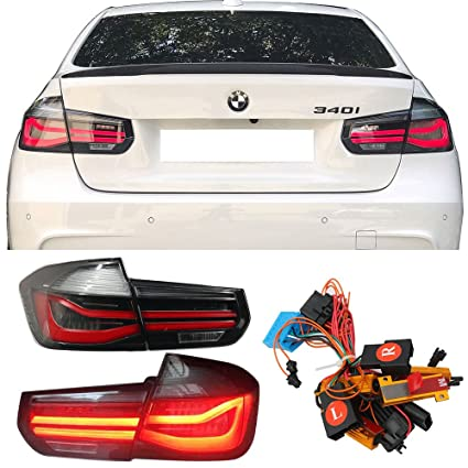 Tail Lights Wire Coding Harness Fits 2012 2015 BMW 3 Series F30 Pre