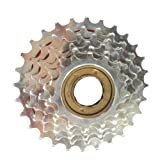 Bicycle 6 Speed Index Freewheel 14-28 Tooth Mountain Bike Cassette
