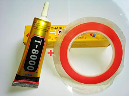 Amazon in: Buy 50-ML T8000 Adhesive Glue & Double Sided Tape