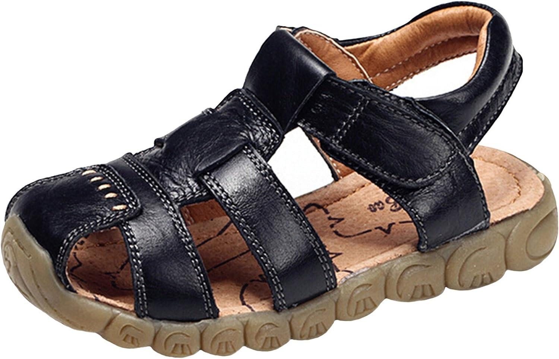 Piscina Zapatos de Senderismo Cerrados. Exteriores Deportes Transpirables Sandalias para ni/ño de PPXID para Playa