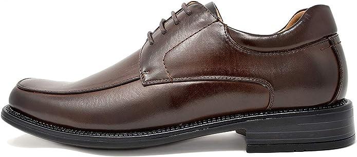 Bruno Marc Goldman-01 Zapatos de Cordones Vestir Negocios Clásicos ...
