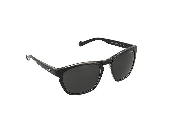 Arnette Groove Gafas de sol, Ovaladas, 55, Matte Black ...