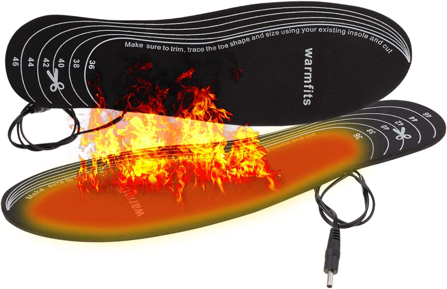 Warmfits Rechargeable Heated Insole