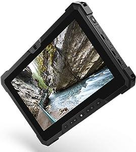 Dell Latitude 7212 Rugged Extreme Tablet Laptop, 11.6inch FHD (1920X1080) Touchscreen, Intel Core 8th Gen i5-8350U, 8GB RAM, 256GB SSD, Windows 10 Pro (Renewed)