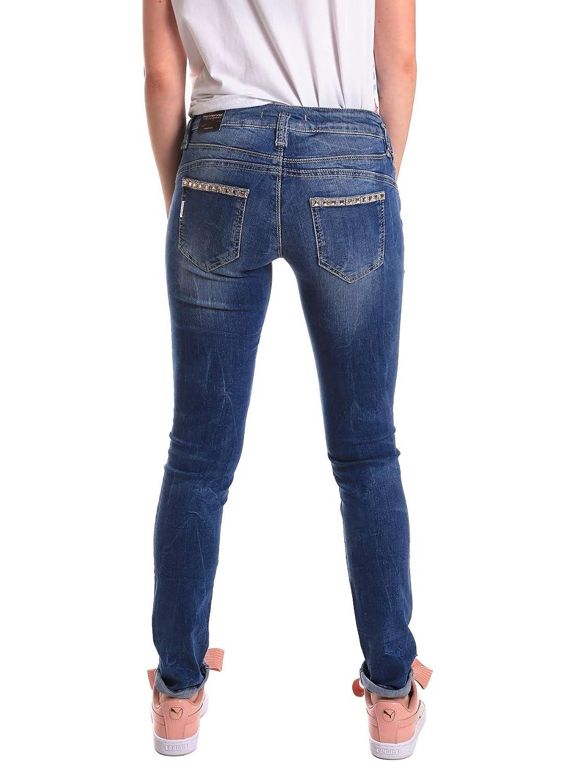 Fornarina BER1H27D709R59 Jeans Mujeres: Amazon.es: Ropa y ...