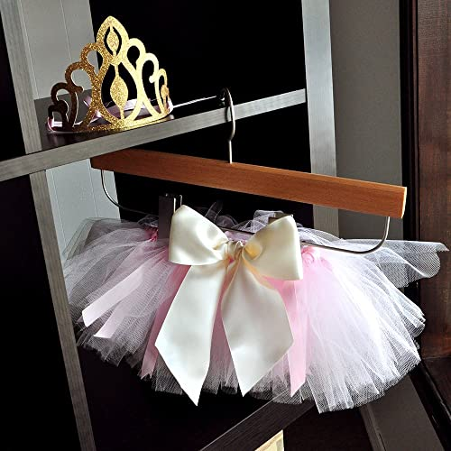 796c203f03 Image Unavailable. Image not available for. Color  Baby Tutu and Princess  Crown Combo. Pink and Gold 1st Birthday ...