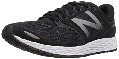 6f381c29391b7 New Balance Men's Fresh Foam Zante V3 Running Shoe, Black/Thunder, ...