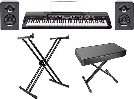 MEDELI SP4200 Piano de escenario digital de 88 teclas + ...
