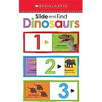 (进口原版) Slide and Find - Scholastic Early Learners Slide and Find Dinosaurs