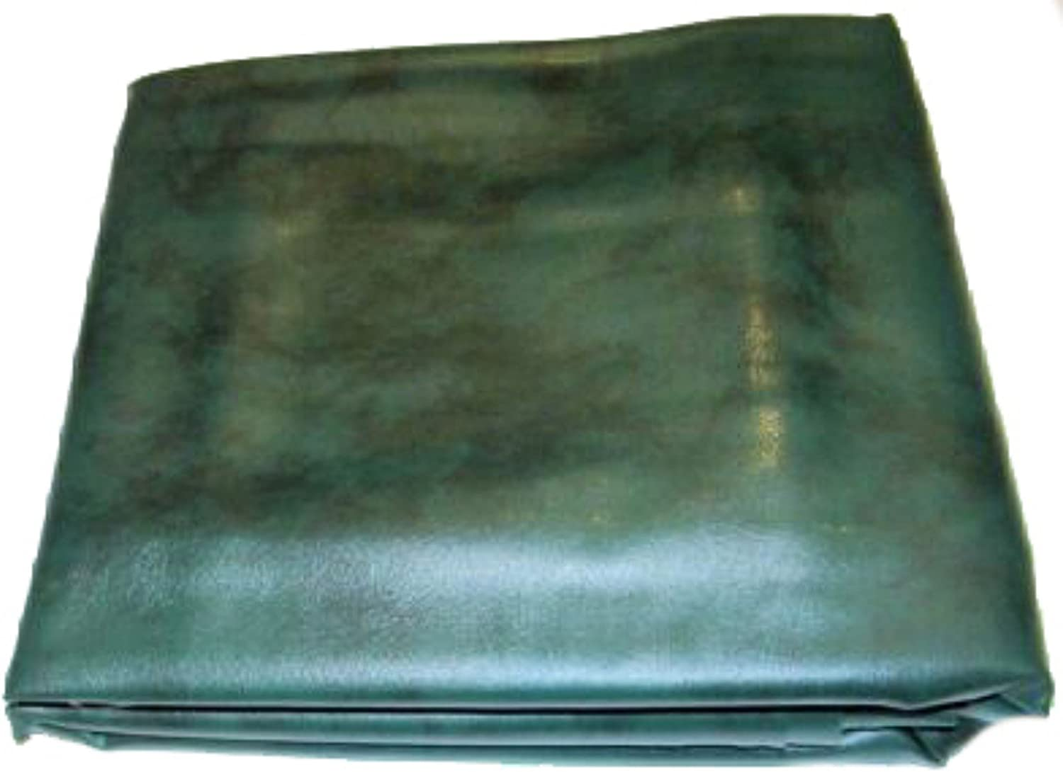 Iszy Billiards 7 Foot Heavy Duty Fitted Leatherette Pool Table Billiard Cover Several Colors to Choose From