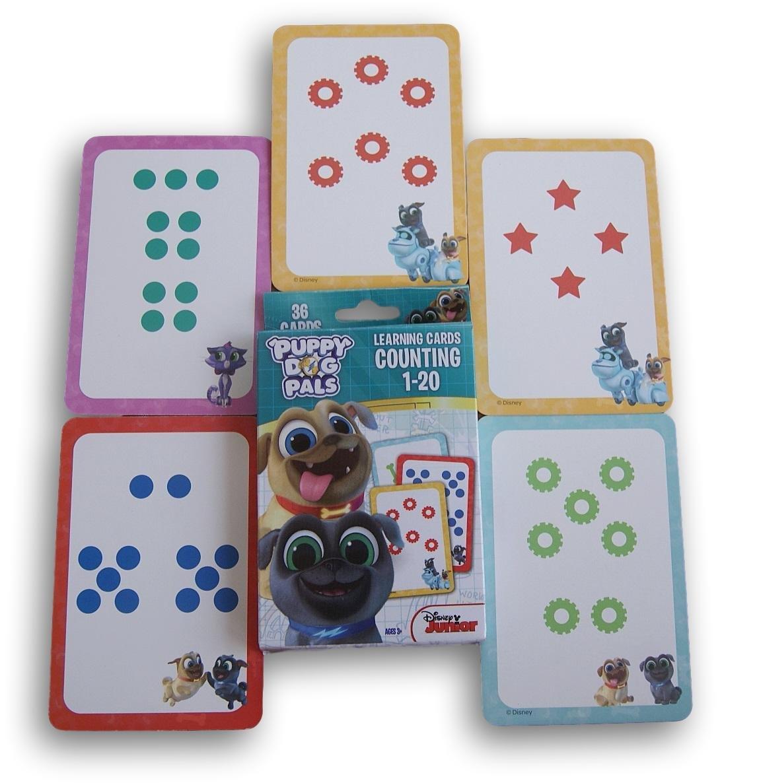ディズニー ジュニア 子犬 パール 数字 数字 ディズニー 数え学習カード 数え学習カード B07FFD7F5K, Queen017:03df027d --- itxassou.fr