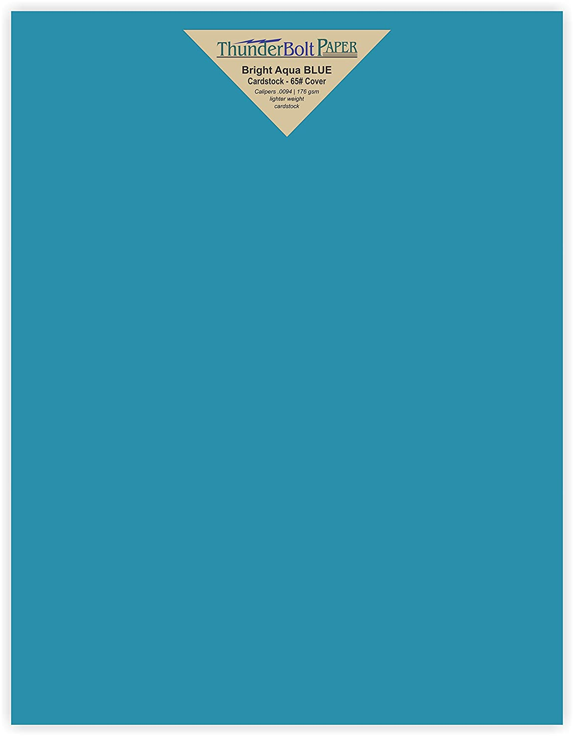 Gold color cardstock paper 5x7 - Amazon Com 50 Bright Aqua Blue Cardstock 65lb Cover Paper 9 X 12 Inches Frame And Sketch Pad Size 65 Lb Pound Light Weight Cardstock Quality Smooth