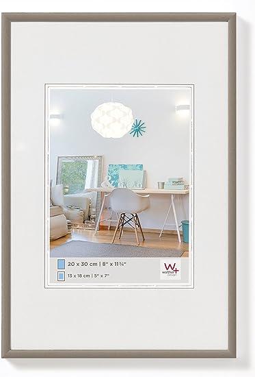 Walther Design New Lifestyle - Marco de plástico, Acero, 40 x 50 ...