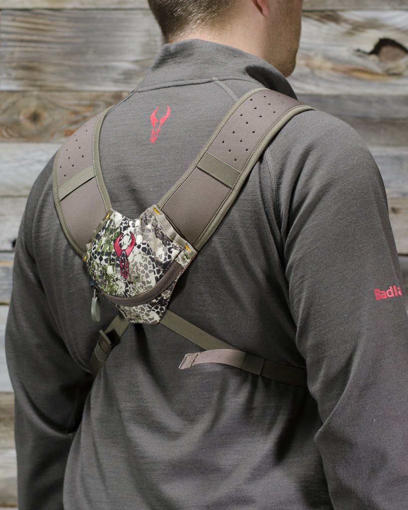 Badlands Bino X Camouflage Hunting Binocular Case, Hydration Compatible, Approach Camo by Badlands (Image #5)