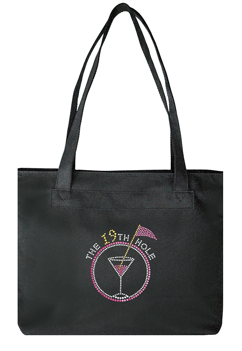 Susan Tote Bag with the 19th Hole logo