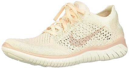 new products 4380c fdb3a Amazon.com: Nike 942839-802: Womens Free RN Flyknit 2018 Ice ...