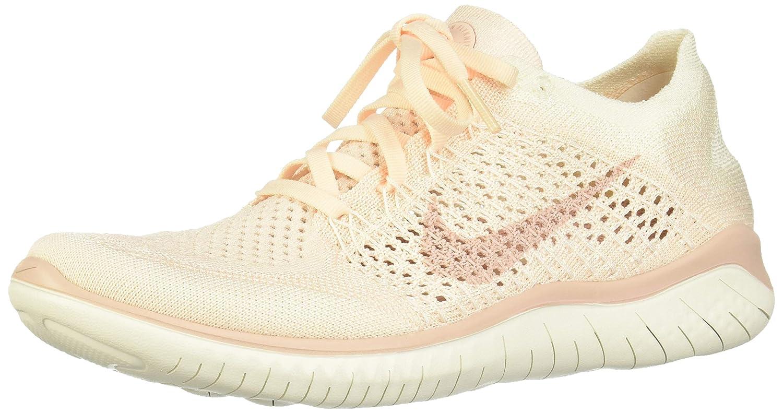 MultiCouleure (Guava Ice Particle Beige Sail Rust rose 802) Nike WMNS Libre RN Flyknit 2018, Chaussures de FonctionneHommest Compétition Femme