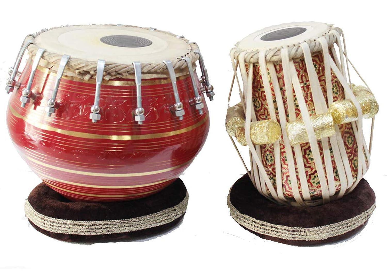 直送商品 Makan Golden 3 kg Brass Bayan, Sheesham & Meena B07QJW5H8M Bag Dayan Tabla Drum set Percussion Musical Instrument with Carry Bag & Cushion B07QJW5H8M, オガサワラムラ:2cbcb572 --- a0267596.xsph.ru