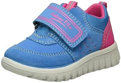 Superfit SPORT7 Mini, Chaussures Marche Bébé Garçon, Blau (Bluet Multi), 28 EU