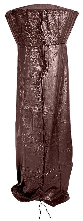 Fire Sense Full Length Patio Heater Cover (Mocha Brown)