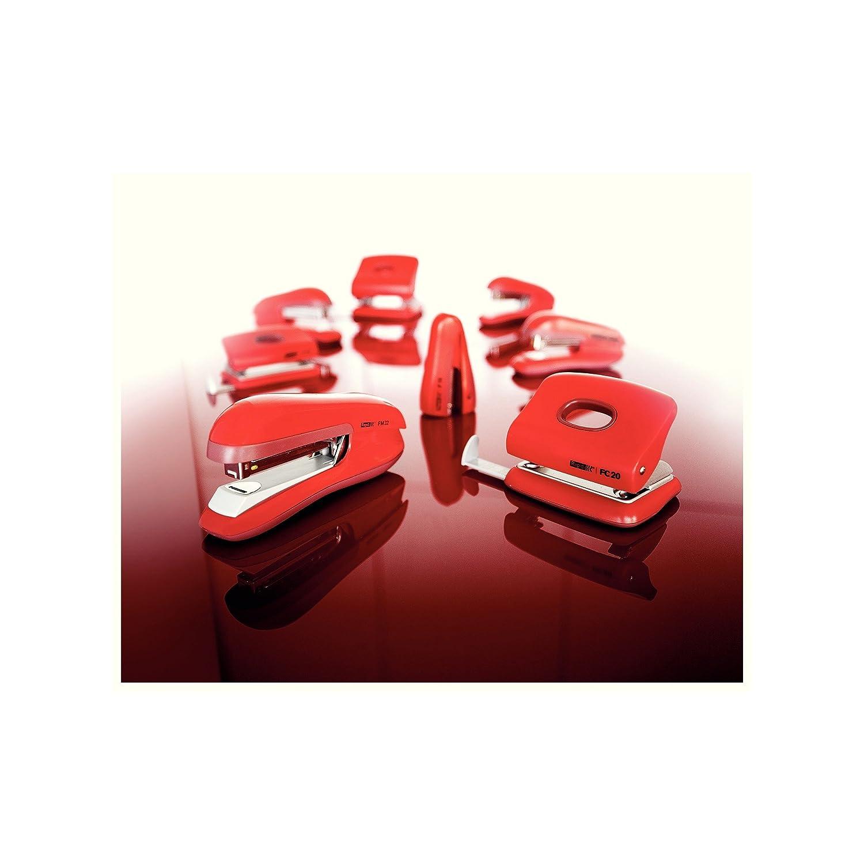 colore Rosso Cucitrice da tavolo Rapid F18