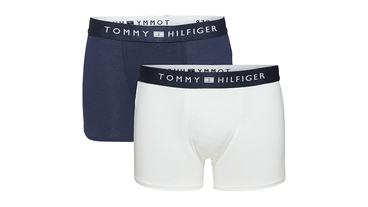 2-Pack Tommy Hilfiger Boys Boxer Shorts Modern Classic