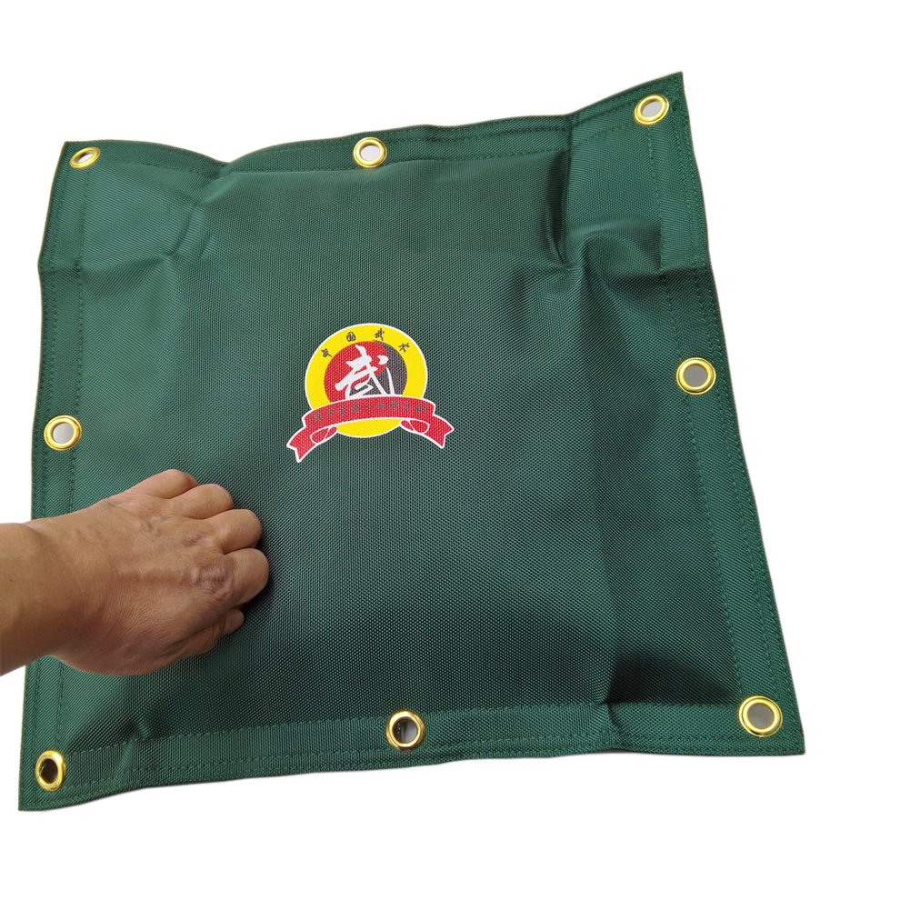 hyfan lienzo bolsa de pared para Wing Chun Kung Fu Capacitaci/ón de boxeo saco de boxeo Striking Bolsa de arena