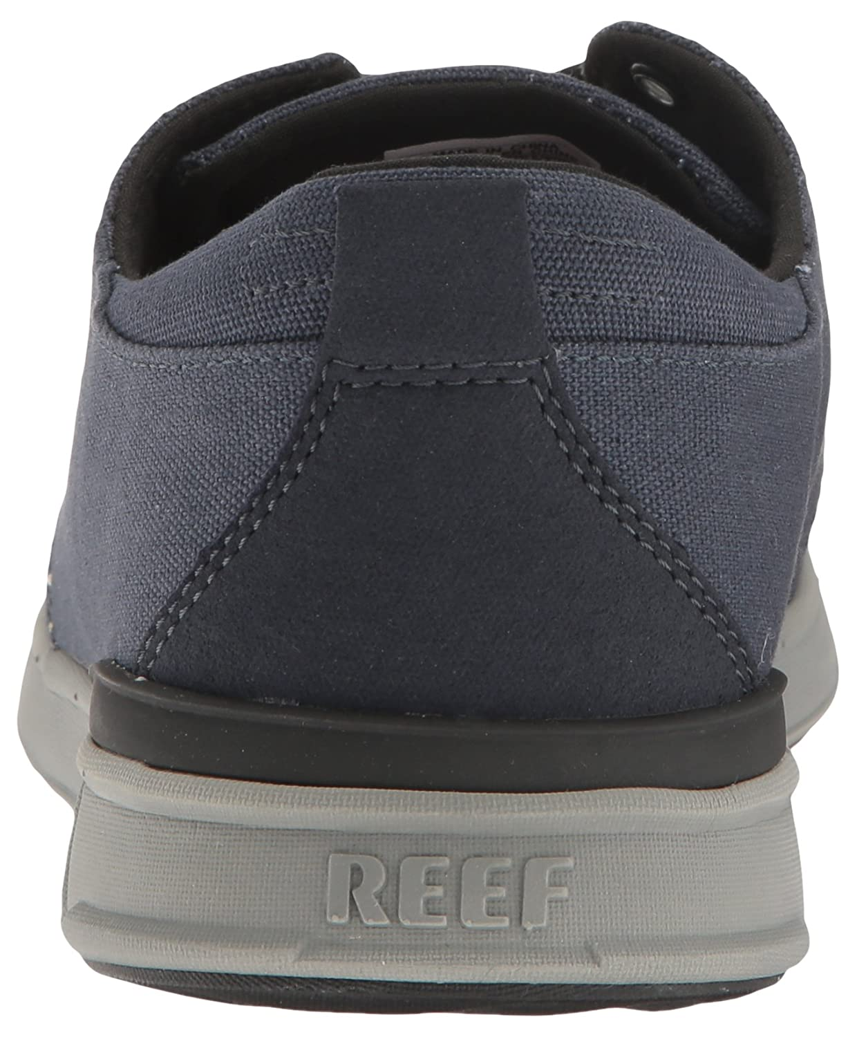 77dfc031f410 Reef Men s Rover Low Fashion Sneaker Black  Reef  Amazon.ca  Shoes    Handbags