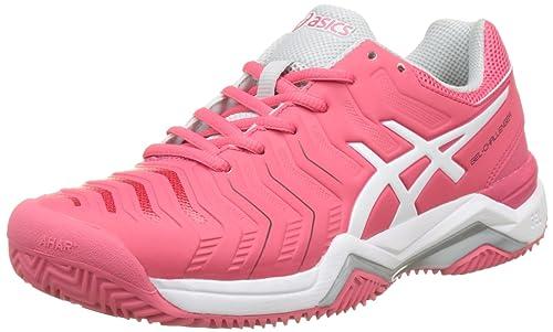 ASICS Gel-Challenger 11 Clay, Zapatillas de Tenis para Mujer: Amazon.es: Zapatos y complementos