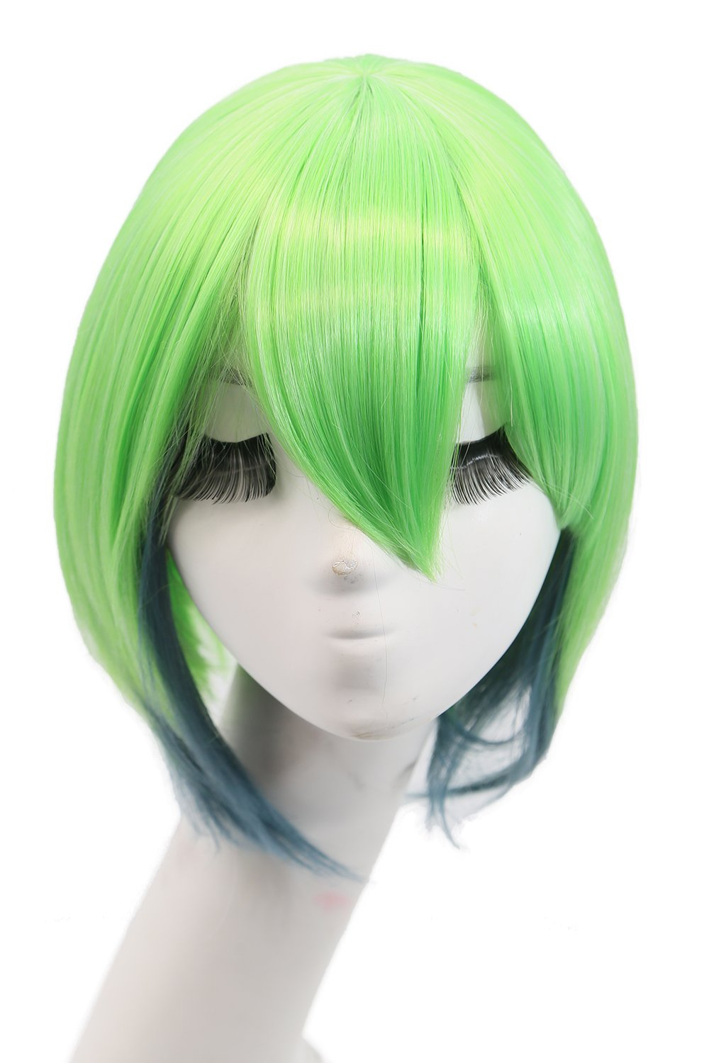 Mira Yurizaki Wig Dimension W Cosplay Costume Wig Hair Accessories for Halloween Party