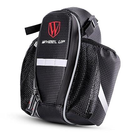 Amazon Com Waterfly Bike Saddle Bag Waterproof Bicycle Package