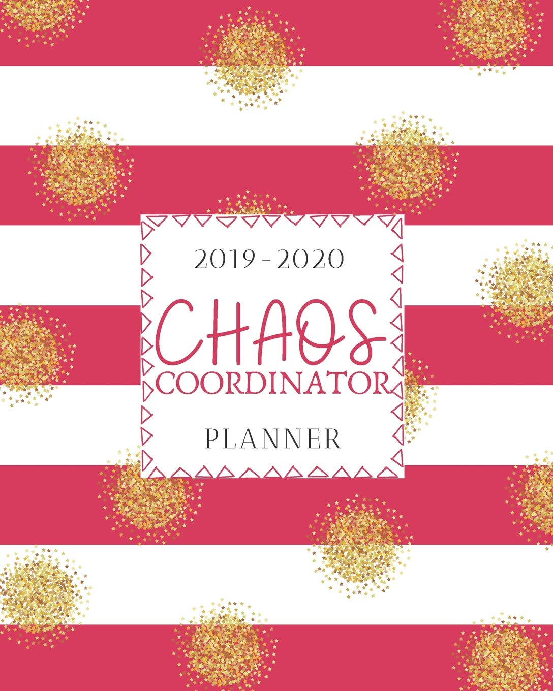 December 2020 Calendar Fun Amazon.com: Chaos Coordinator: Fun 18 Month Weekly and Monthly