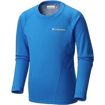 Columbia Midweight Crew 2 Camiseta, Unisex niños: Amazon.es: Deportes y aire libre