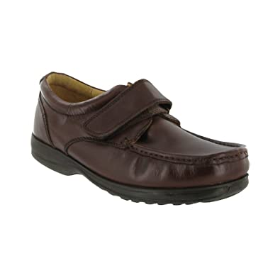 Amblers Timothy marron - Chaussures Mocassins Homme