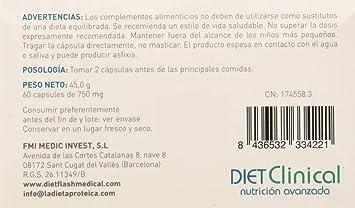 Diet Clinical Complemento - 100 gr: Amazon.es: Salud y cuidado ...