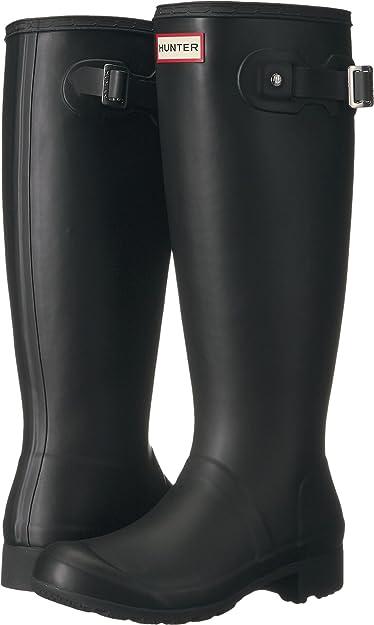 51a7ccff989 Hunter Women's Original Tour Packable Rain Boot