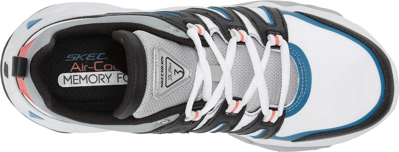 Skechers D'Lites 3.0 Trendy Feels 12957WBLR, Turnschuhe F2aLb