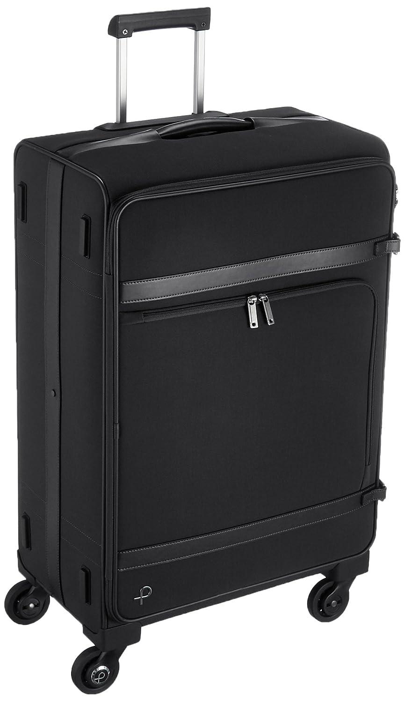 [プロテカ] スーツケース 日本製 ジェントリーTR 73L 65cm サイレントキャスター 73L 65cm 5.2kg 12793 B071CYG4BN ブラック ブラック