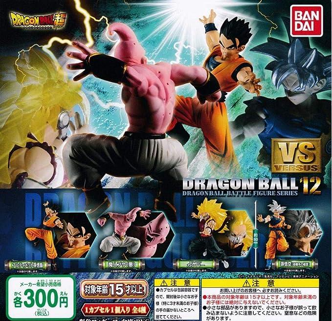 BANDAI DRAGON BALL Z VS Series 12 Battle Figure Gashapon Evil Buu ONLY