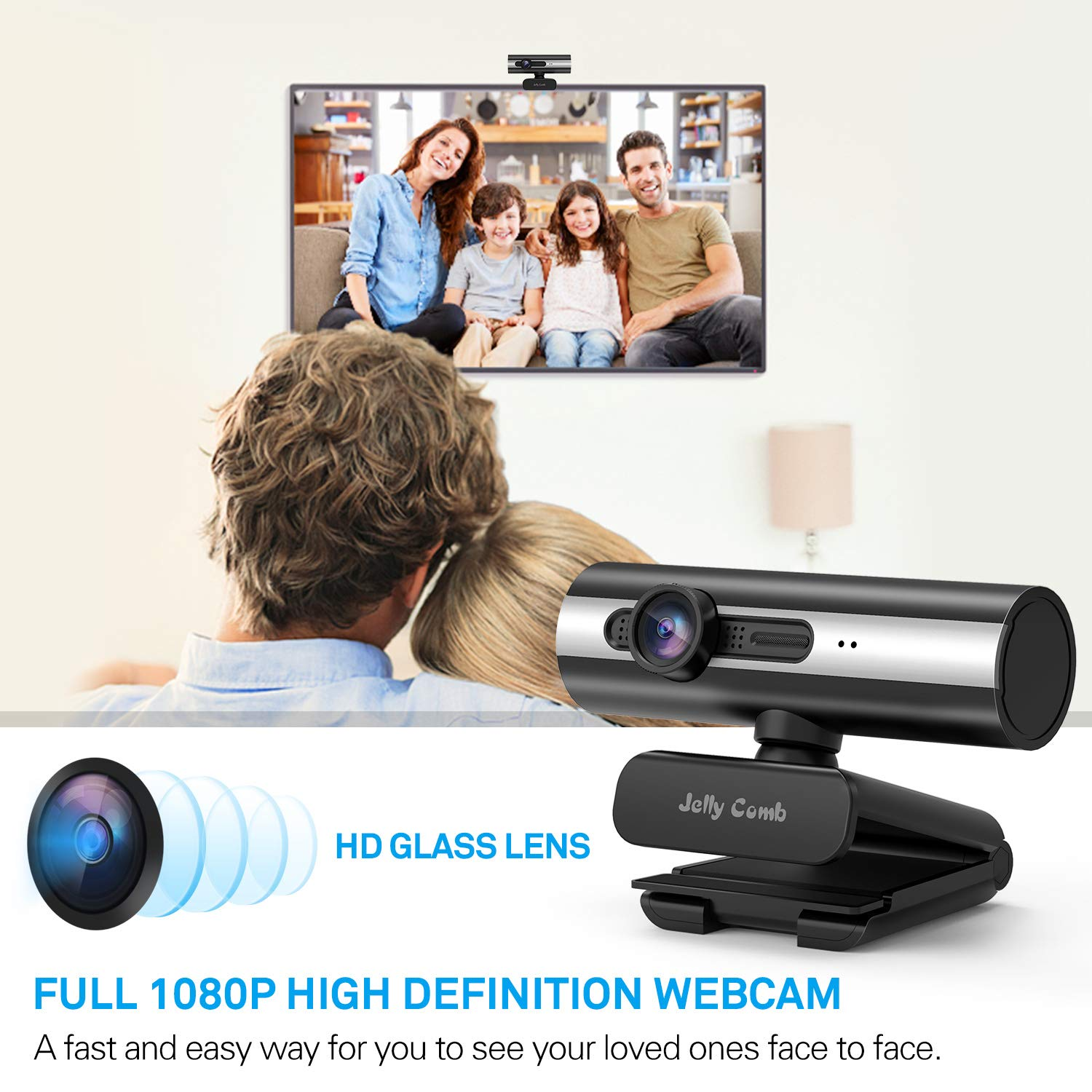 CM002 Recording Video Calling,Conferencing Streaming Jelly Comb ...
