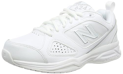 New Balance WX624WS4 - Zapatillas para Mujer: Amazon.es: Zapatos y complementos