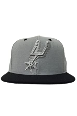 new product 13978 bbe68 Image Unavailable. Image not available for. Color  San Antonio Spurs  Mitchell and Ness NBA XL Tonal Snapback Cap