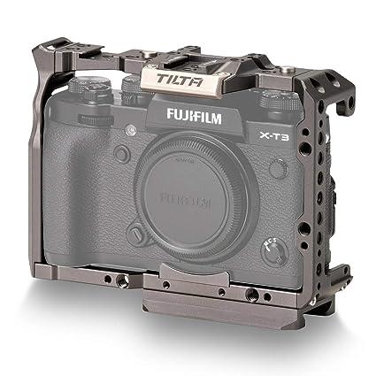 Tilta Gray) Tilta TA-T03-FCC-G Full Camera Cage Cámara Jaula para ...