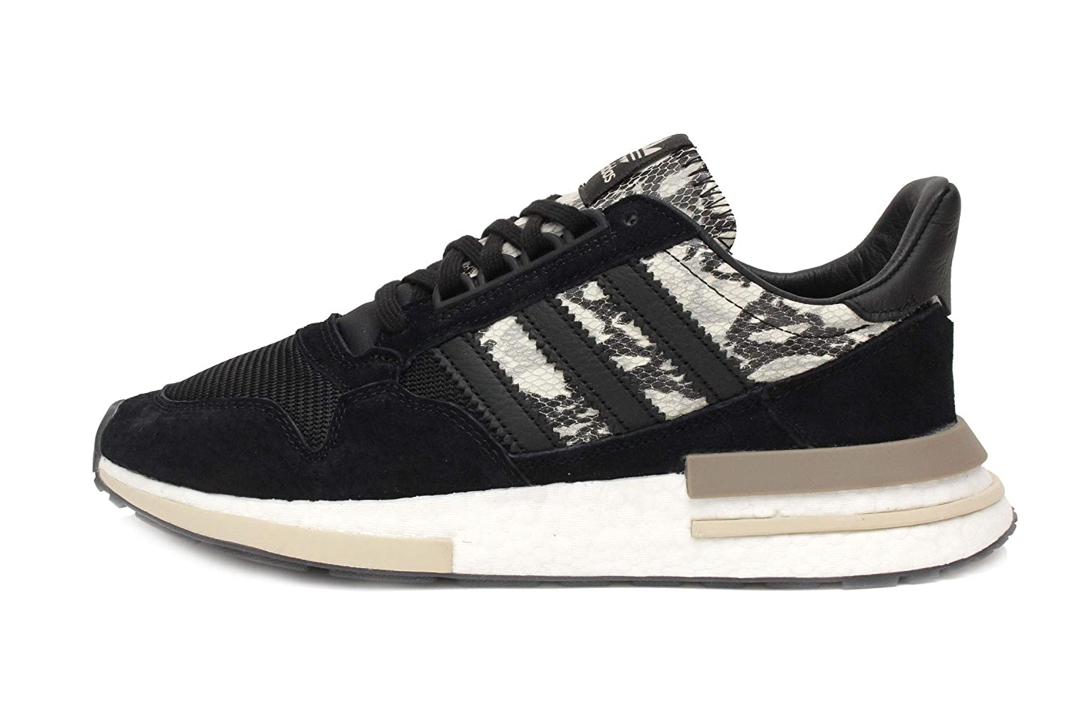 competitive price ab763 c53cd Amazon.com | adidas ZX 500 RM Mens in Core Black | Fashion ...